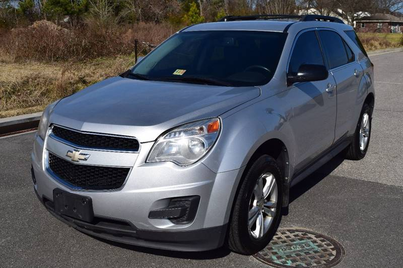 2010 Chevrolet Equinox AWD LT 4dr SUV w/1LT - Virginia Beach VA