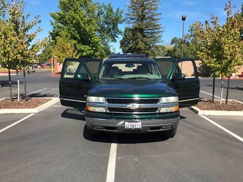 2003 Chevrolet Tahoe for sale in Sacramento, CA
