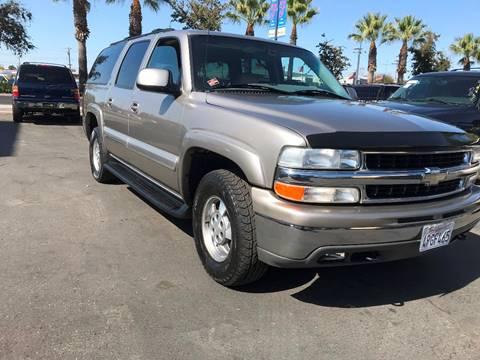 2001 Chevrolet Suburban for sale in Sacramento, CA