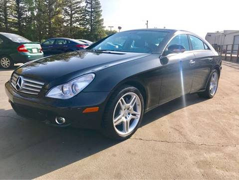 2007 Mercedes-Benz CLS for sale in Sacramento, CA