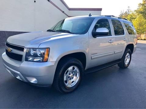 2011 Chevrolet Tahoe for sale in Sacramento, CA