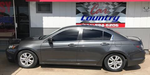 2009 Honda Accord for sale in Victoria, TX