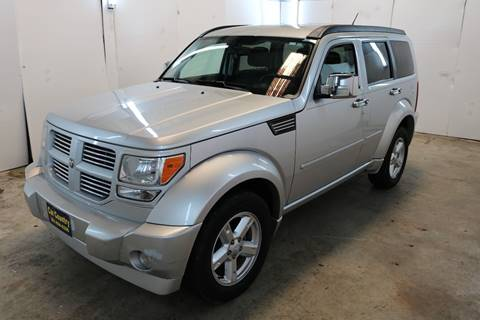 2011 Dodge Nitro for sale at Car Country in Victoria TX