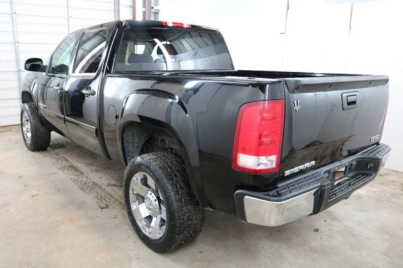 2009 gmc sierra 1500 4x2 sl 4dr crew cab 5 8 ft sb in victoria tx car country. Black Bedroom Furniture Sets. Home Design Ideas