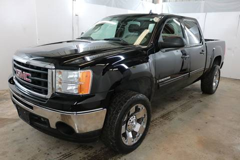 2009 GMC Sierra 1500 for sale at Car Country in Victoria TX