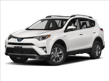 2017 Toyota RAV4 Hybrid for sale in Chico, CA