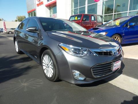 2015 Toyota Avalon Hybrid for sale in Chico, CA