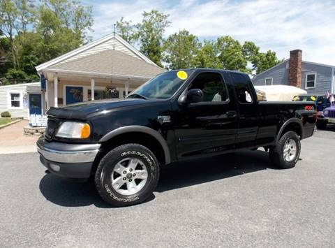 2002 Ford F-150 for sale in West Wareham MA