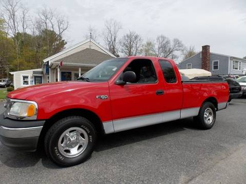 2003 Ford F-150 for sale in West Wareham, MA