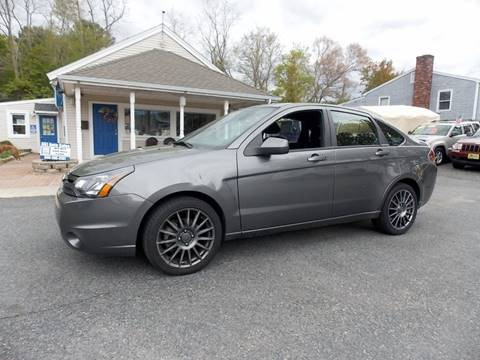 2010 Ford Focus for sale in West Wareham, MA