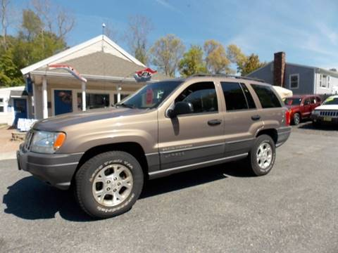 2001 Jeep Grand Cherokee for sale in West Wareham MA