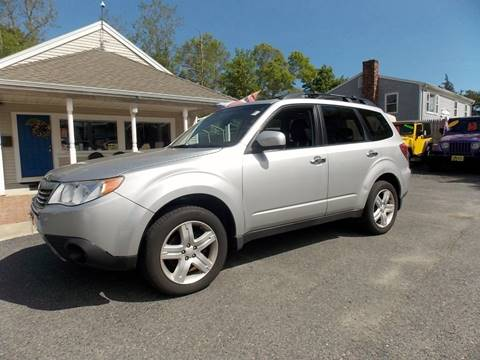 2010 Subaru Forester for sale in West Wareham, MA