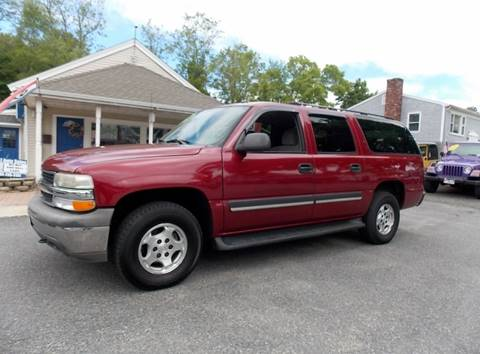 2005 Chevrolet Suburban for sale in West Wareham, MA