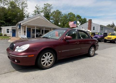 2003 Hyundai Sonata for sale in West Wareham MA