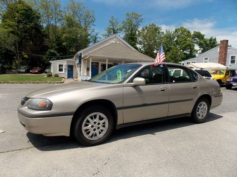 2003 Chevrolet Impala for sale in West Wareham, MA