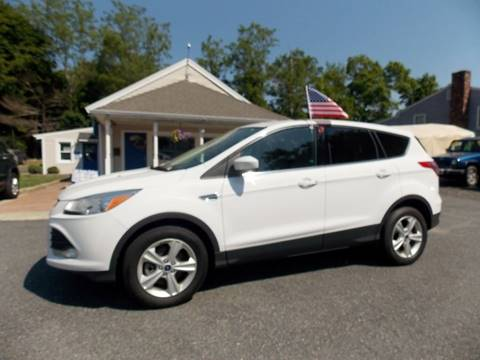 2014 Ford Escape for sale in West Wareham, MA