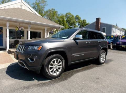 2014 Jeep Grand Cherokee for sale in West Wareham, MA