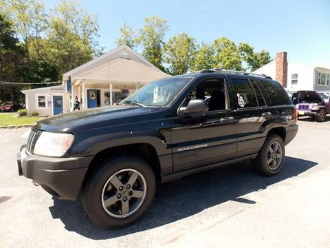 2004 Jeep Grand Cherokee for sale in West Wareham MA