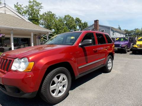 2010 Jeep Grand Cherokee for sale in West Wareham, MA