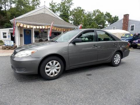 2006 Toyota Camry for sale in West Wareham, MA