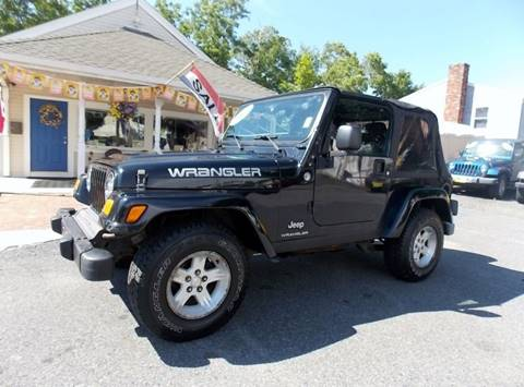 2005 Jeep Wrangler for sale in West Wareham, MA