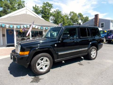 2007 Jeep Commander for sale in West Wareham MA