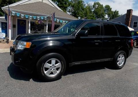 2012 Ford Escape for sale in West Wareham, MA