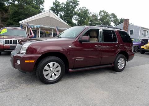 2007 Mercury Mountaineer for sale in West Wareham MA