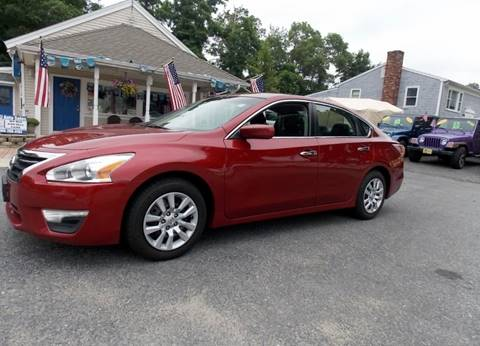 2013 Nissan Altima for sale in West Wareham, MA