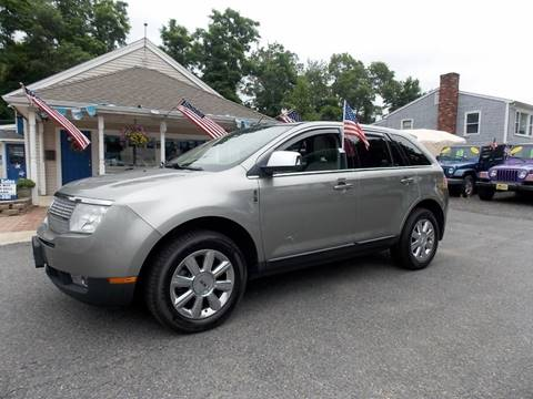 2008 Lincoln MKX for sale in West Wareham, MA