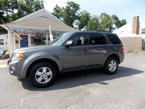 2011 Ford Escape for sale in West Wareham, MA
