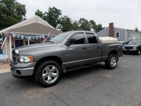2005 Dodge Ram Pickup 1500 for sale in West Wareham, MA