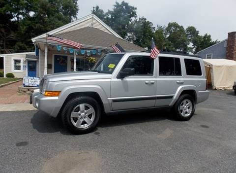 2007 Jeep Commander for sale in West Wareham, MA