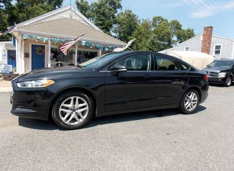 2014 Ford Fusion for sale in West Wareham, MA