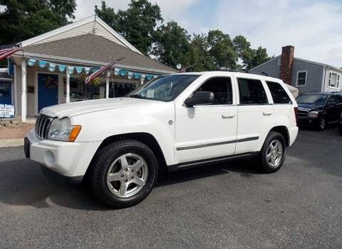 2006 Jeep Grand Cherokee for sale in West Wareham, MA