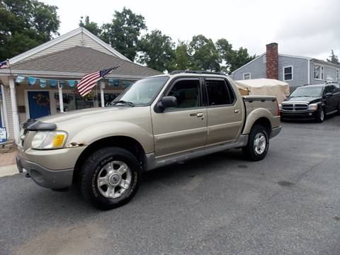 2002 Ford Explorer Sport Trac for sale in West Wareham, MA