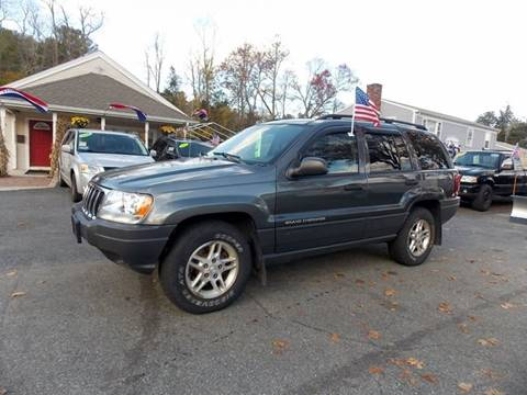 2003 Jeep Grand Cherokee for sale in West Wareham, MA