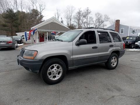 2001 Jeep Grand Cherokee for sale in West Wareham, MA