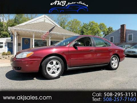 2007 Ford Taurus for sale in West Wareham, MA