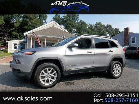 2015 Jeep Cherokee for sale in West Wareham, MA