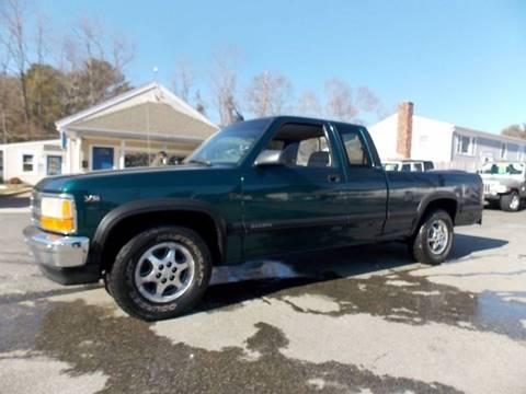 1996 Dodge Dakota for sale in West Wareham, MA