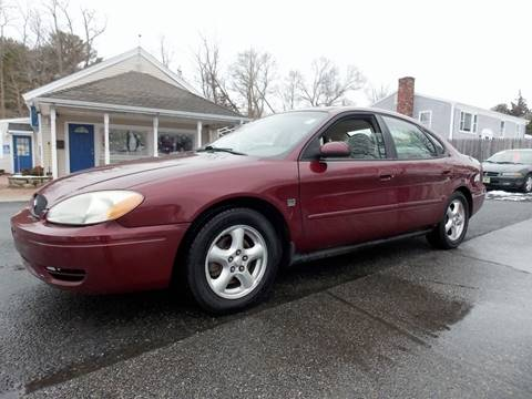 2004 Ford Taurus for sale in West Wareham, MA