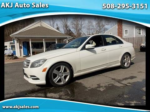 2011 Mercedes-Benz C-Class for sale in West Wareham, MA