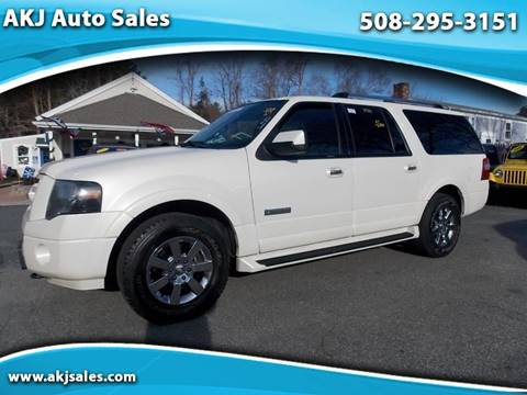 2007 Ford Expedition EL for sale in West Wareham, MA