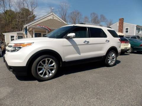 2014 Ford Explorer for sale in West Wareham, MA