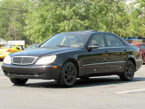 2000 Mercedes-Benz S-Class for sale in Kernersville, NC