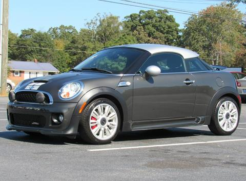 2012 MINI Cooper Coupe for sale in Kernersville, NC