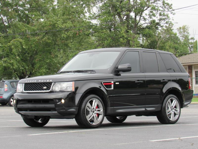 2013 Land Rover Range Rover Sport In Kernersville NC - Access Auto