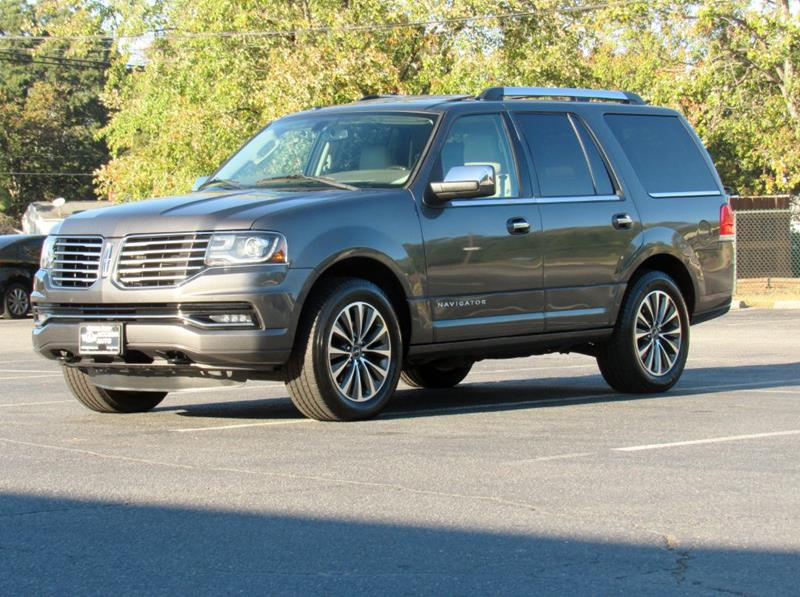 2015 Lincoln Navigator for sale at Access Auto in Kernersville NC