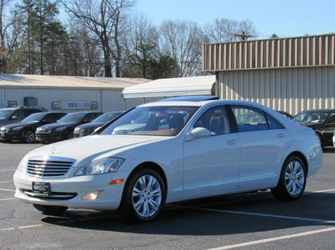 2009 Mercedes-Benz S-Class for sale in Kernersville, NC